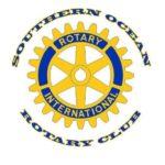 Southern Ocean Rotary Club NJ Logo
